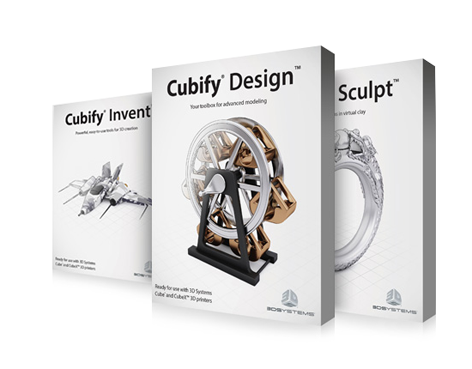 Cubify Software Carrusel